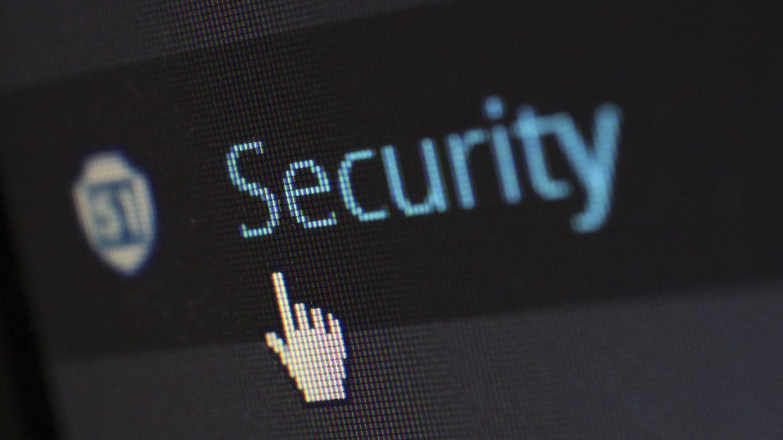 vps bérlés, Security felirat
